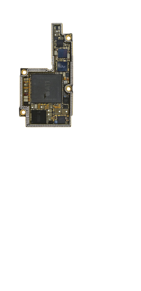 Processor in een iPhone