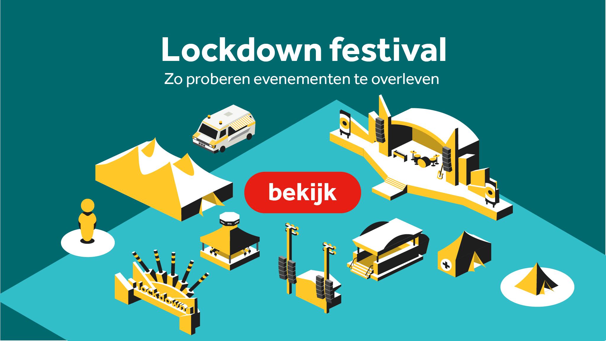 Lockdown Festival   NOS op 3