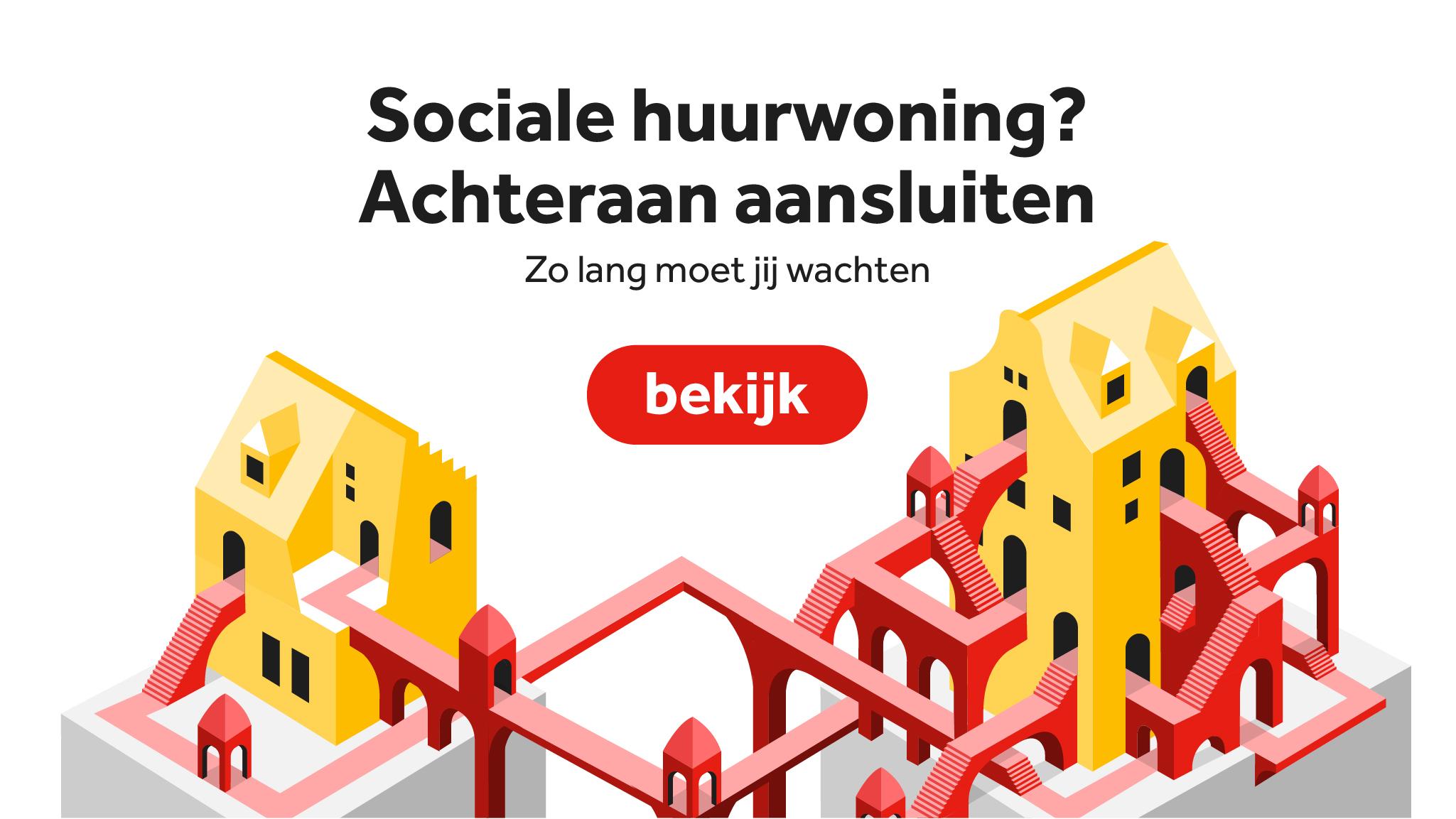 Sociale huur | NOS op 3